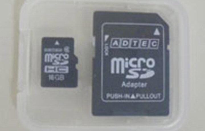 microSDカードデータ復旧(個人ユーザーO様|石川県)